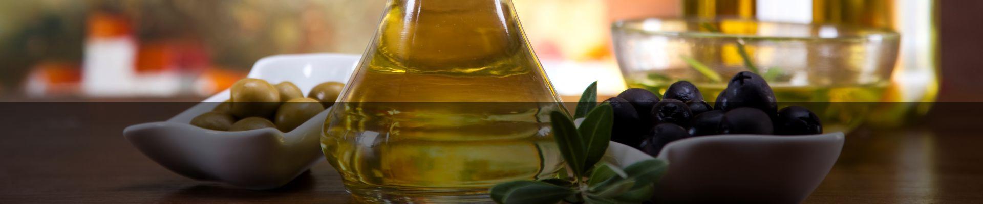 Ingredienti - Olio Extravergine d'Oliva - ApuliaSnacks